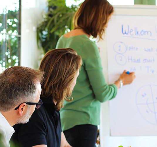 Persoonlijke effectiviteit workshops