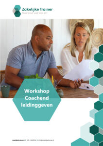 Brochure Workshop Coachend leidinggeven