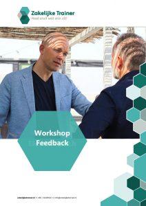 Brochure Workshop Feedback