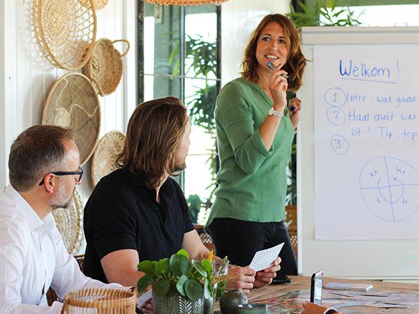 Workshop Leiderschap - Zakelijke Workshops