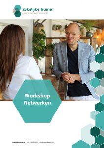 Brochure Workshop Netwerken
