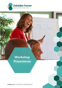 Brochure Workshop Presenteren