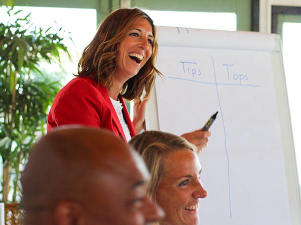 workshop Presenteren - Zakelijke Workshops