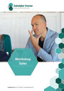 Brochure Workshop Sales