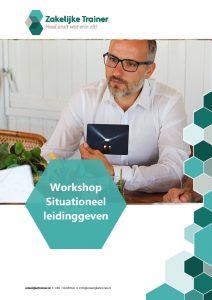 Brochure Workshop Situationeel leidinggeven