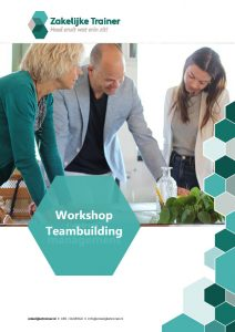 Brochure Workshop Teambuilding