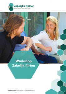 Brochure Workshop Zakelijk flirten