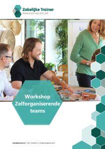 Brochure Workshop Zelforganiserende teams